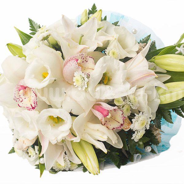 """Букет цветов """"Морской"""""""